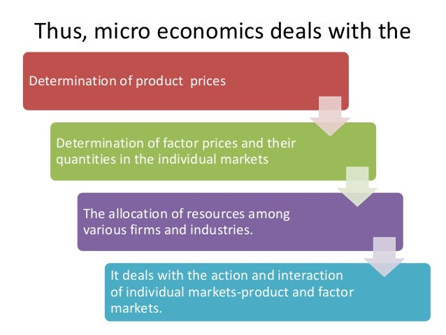 examples of macro and micro economics Macroeconomics confers considerable importance to the role expectations play in an economy it studies the effects of anticipated and unanticipated changes, as well as the impact caused when the changes are expected to be temporary versus when they are expected to be permanent.