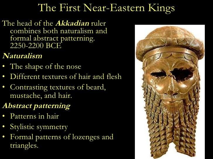 Head Of An Akkadian Ruler Ch 2-lecture