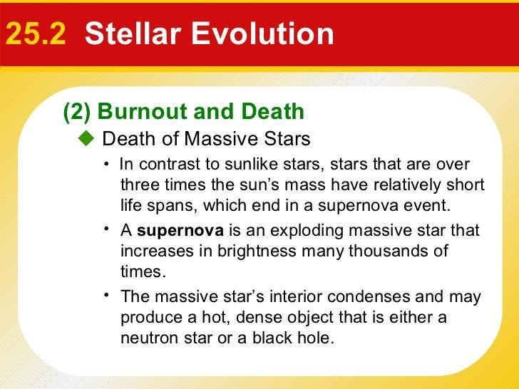 Section 30 3 Stellar Evolution Worksheet - Worksheets