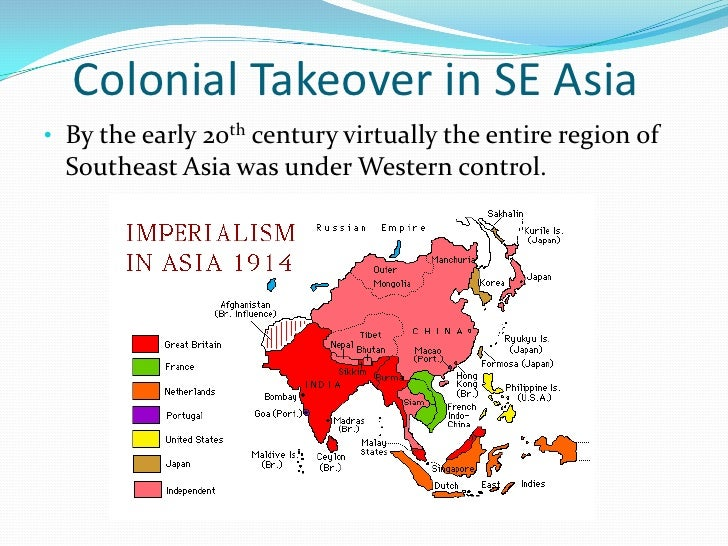 comparison between imperialism in japan and in west asia and africa Prabhat s difference between colonialism and imperialism trade routes were established and land was colonized in asia minor, southern italy and north africa i think there is a far simpler and more distinct difference between imperialism and.