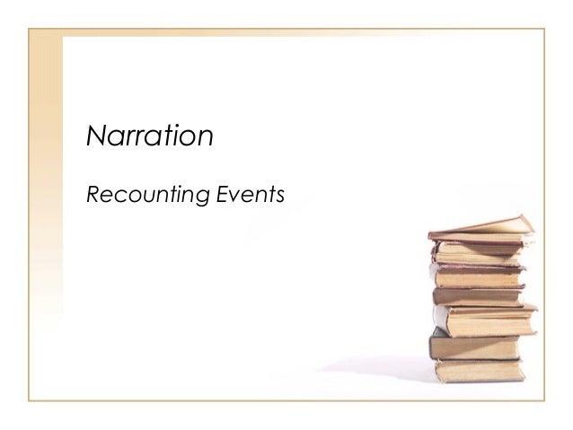 narrative essay qualities