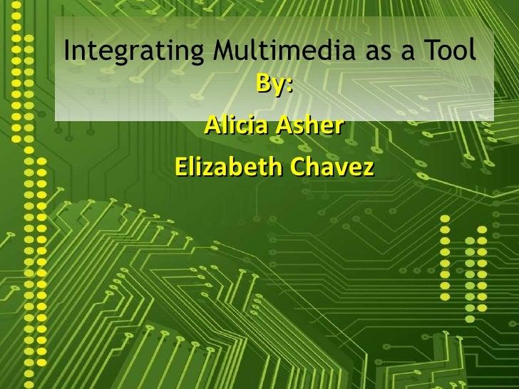 Ch.9 multimediatools