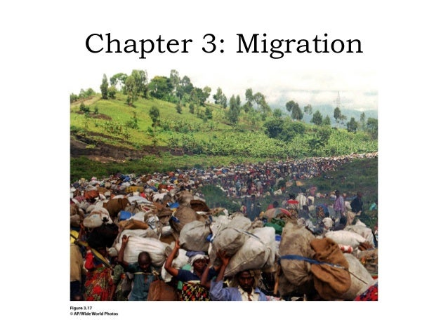 Chapter 3: Migration