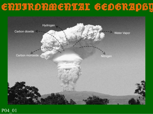 ENVIRONMENTAL GEOGRAPHY P04_01