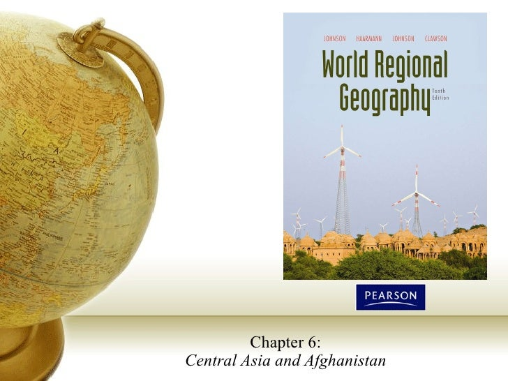 GEOG103 Chapter 6 Lecture