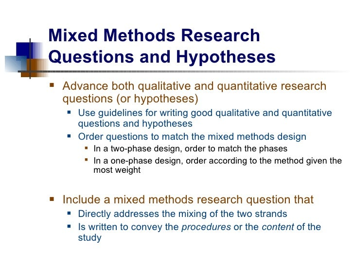 phd thesis using mixed methods Has anyone undertaken a mixed methods study using grounded theory methods for the  this is my phd thesis in which i used mixed-methods to analyse qualitative .