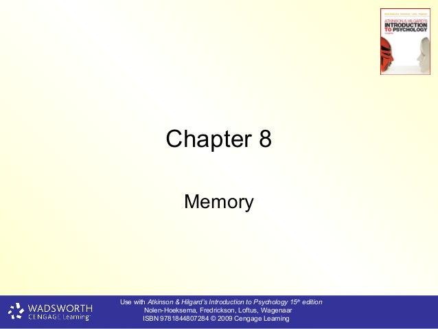 Lecture5:Memory.DrNaif