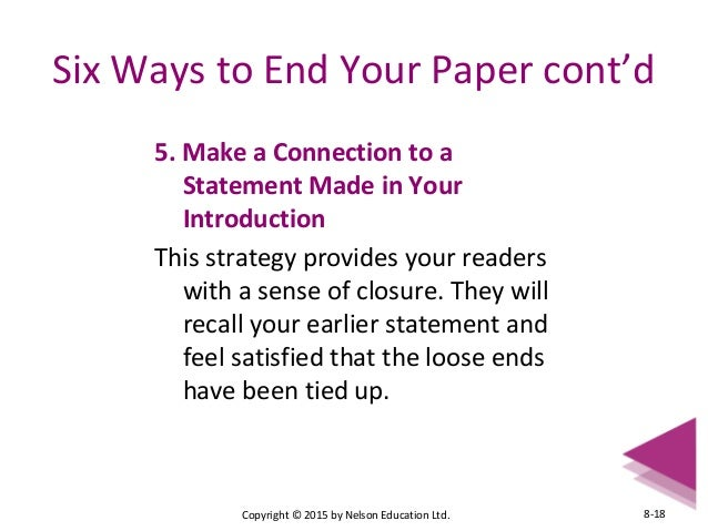 ways to start introduction to an essay