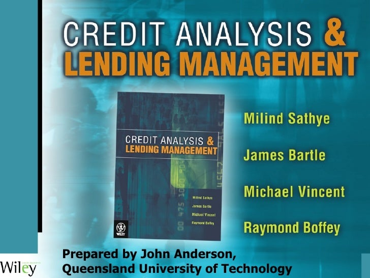 Credit Management Chap 9