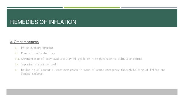 easy essay on inflation