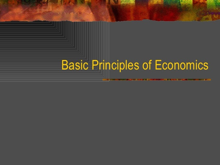 the basic principles of the keynesian economics Ronald reagan practiced keynesian economics successfully  sky-high,  causing a plunge in home construction, which was the main driver of.