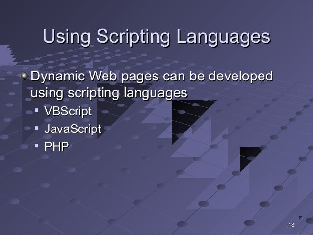 What are some security and ethical issues of web server scripting?