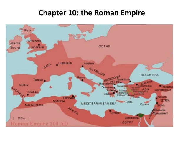 Chapter 10 Ancient Rome