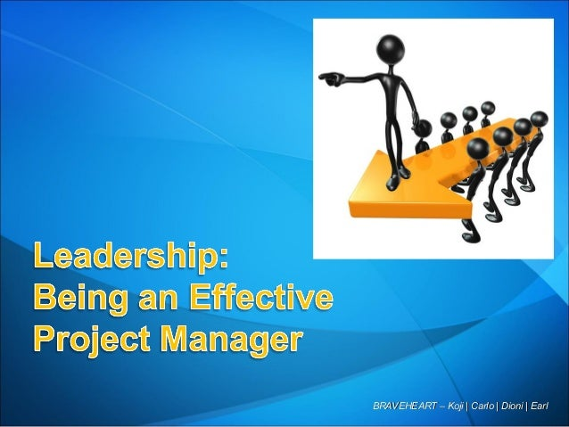skills needed to be an effective manager The better you get at managing time, your own and that of others, the more effective you will be as a manager here are two key skills you don't need a degree in project management, but you might benefit from a course in project management 101.