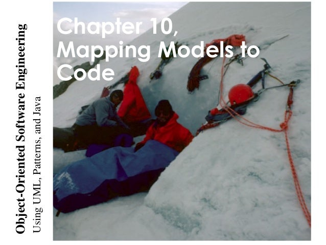 UsingUML,Patterns,andJava Object-OrientedSoftwareEngineering Chapter 10, Mapping Models to Code