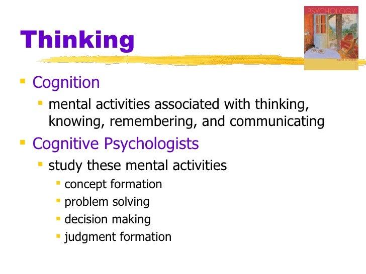 essay on psychological problems