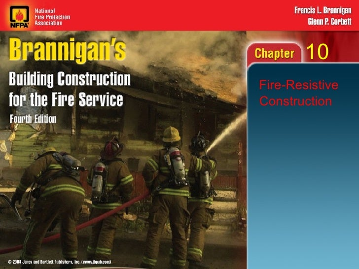 Ch 10 Fire-Resistive Construction