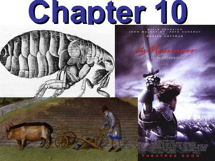 Chapter 10 Europe in the Middle Ages  1000 - 1500