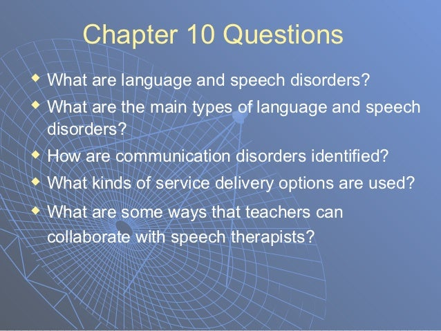 voice disorders in child communication The journal of communication disorders publishes original articles on topics related to disorders of speech, language and hearing authors are encouraged to submit reports of experimental or descriptive investigations, theoretical or tutorial papers, or brief communications to the editor.