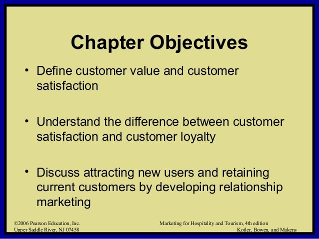 relationships between customer value satisfaction and quality