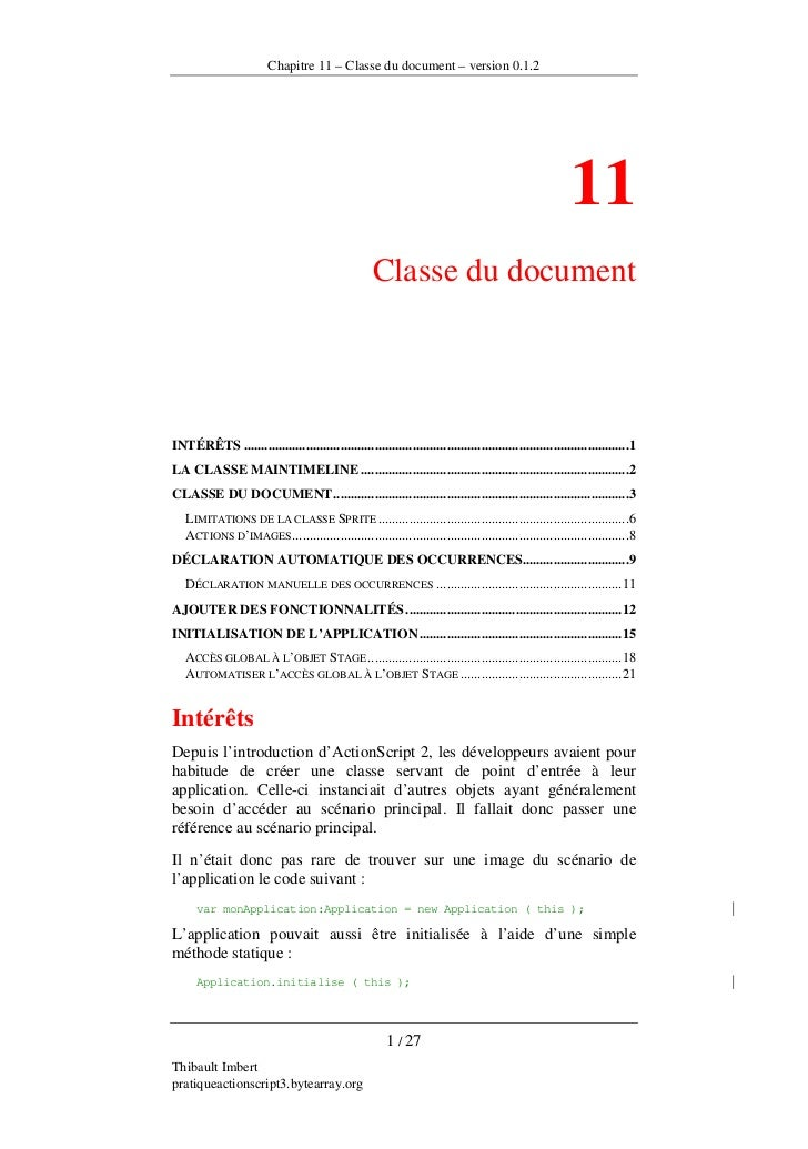 Chapitre 11 – Classe du document – version 0.1.2                                                                          ...