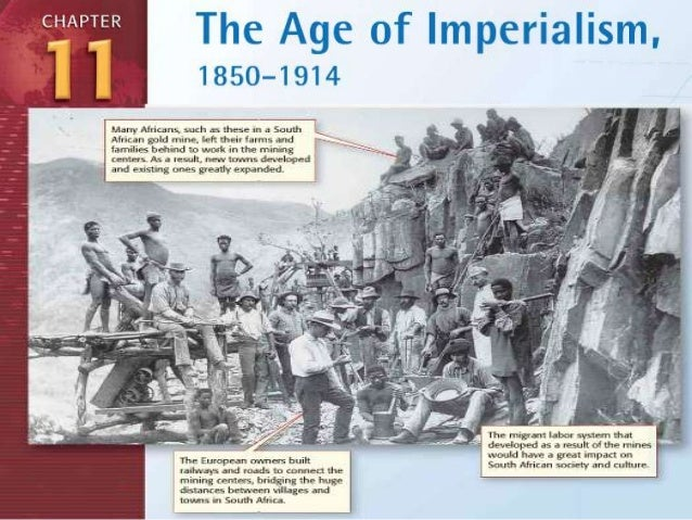 Ch11 Imperialism Part 1