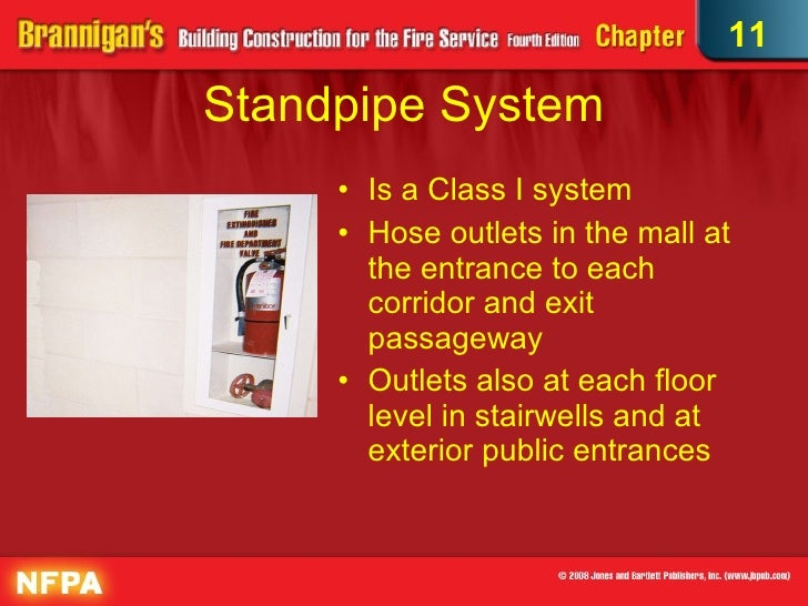 Standpipe System Standpipe System is a