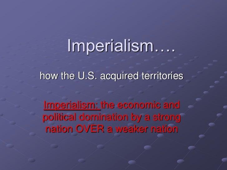 Ch 12 imperialism hoye ap update