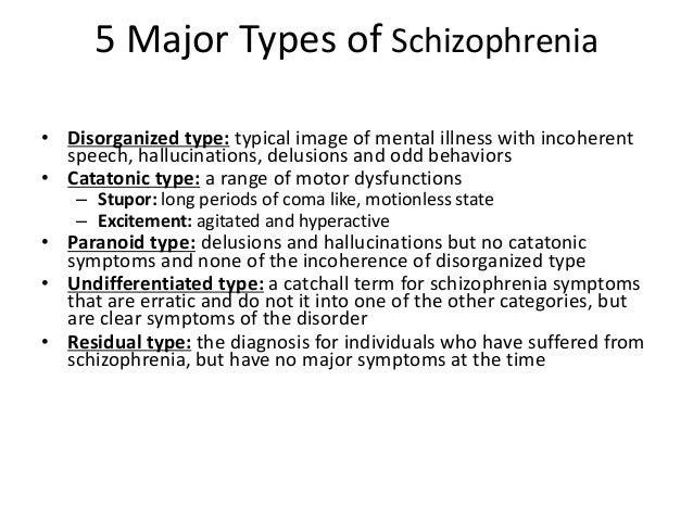 Essay/Term paper: Schizophrenia