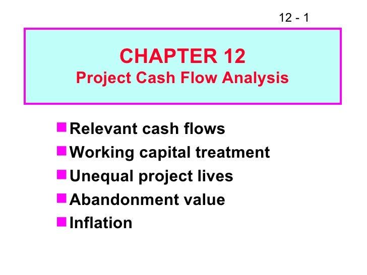 <ul><li>Relevant cash flows </li></ul><ul><li>Working capital treatment </li></ul><ul><li>Unequal project lives </li></ul>...