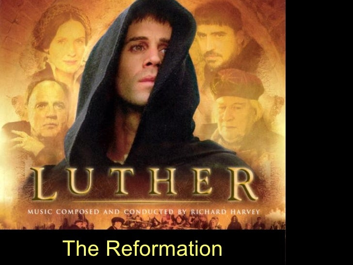 Chapter 12: The Renaissance & Reformation The Reformation