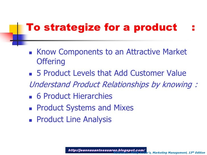 chapter 12 setting product strategy kotler By philip t kotler marketing management is the gold standard marketing text because its content and chapter 12 setting product strategy chapter 13.