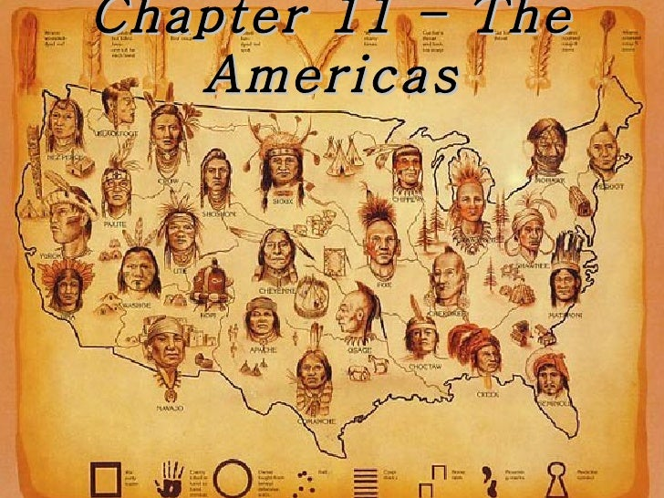 Ch 11 Native American Cultures