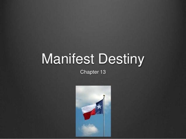 Manifest Destiny Chapter 13