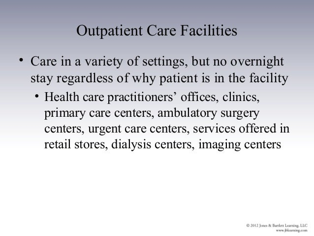 a description of the services offered in the primary care clinic hospital Services offered madison primary care  some of the services that we offer  commitment to involvement in medical care both in the clinic and in the hospital.