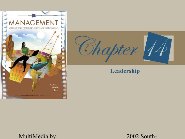 LeadershipMultiMedia by        2002 South-