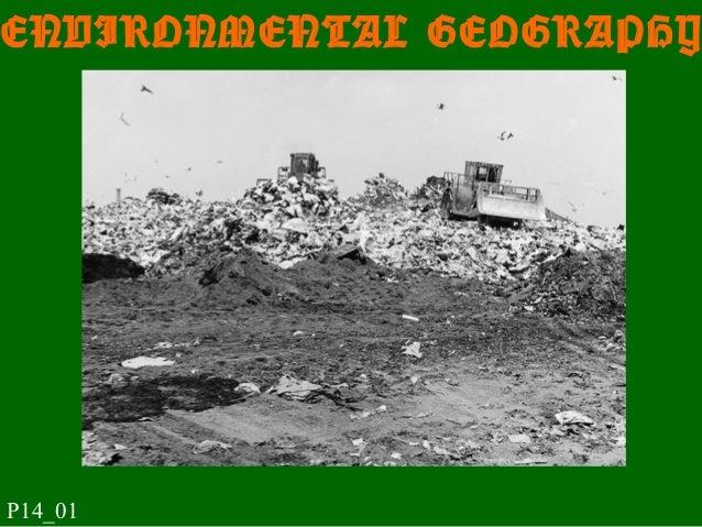 ENVIRONMENTAL GEOGRAPHY P14_01