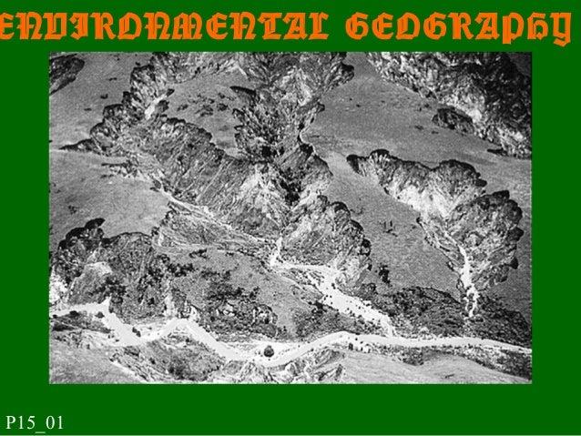 ENVIRONMENTAL GEOGRAPHY P15_01