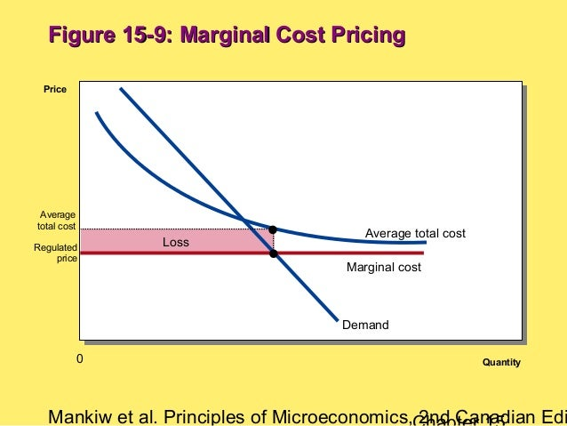 strength of the economy marginal cost Explain relationships between price, marginal revenue, marginal cost, economic profit, and the elasticity of demand under each market structure.
