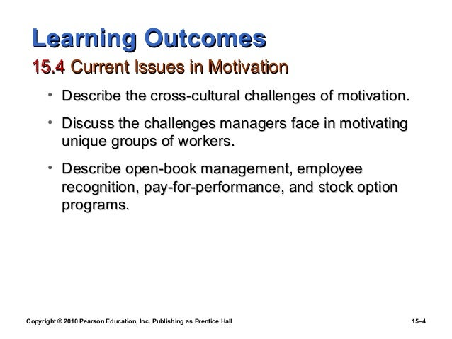 challenges managers face in motivating employees Challenges human resource management face with motivating employees print reference this   the dynamic nature of needs often poses challenges to any manager motivating his or her supporter an employee, at any given time, has various needs, desires and expectations  another way to motivate employees and solve their problem of.