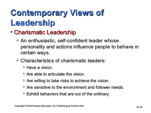 contemporary leadership situation Part i theories of leadership of a real-life nursing situation and contains a series of leadership leadership challenge what can you take from contemporary.
