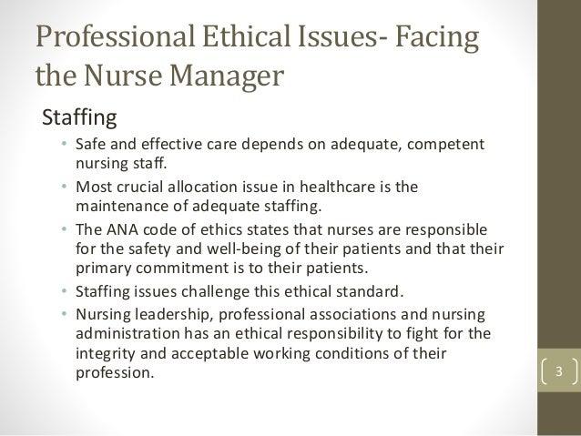nursing ethics 2 essay