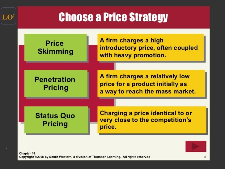 skimming and penetration pricing essay Essay plan for marketing – pricing – pricing an innovative product market-skimming pricing market-penetration pricing.