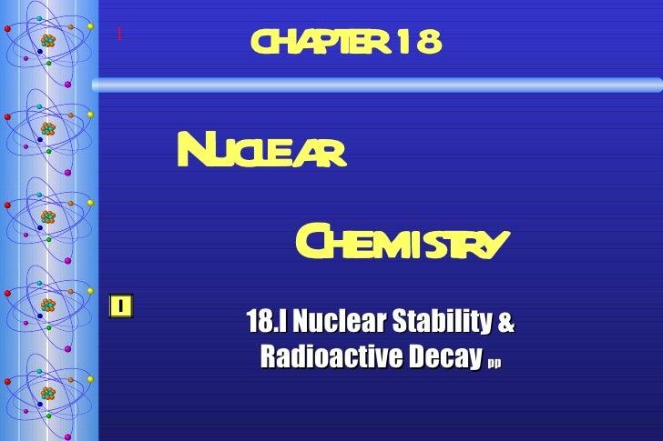 Ch18 z7e nuclear