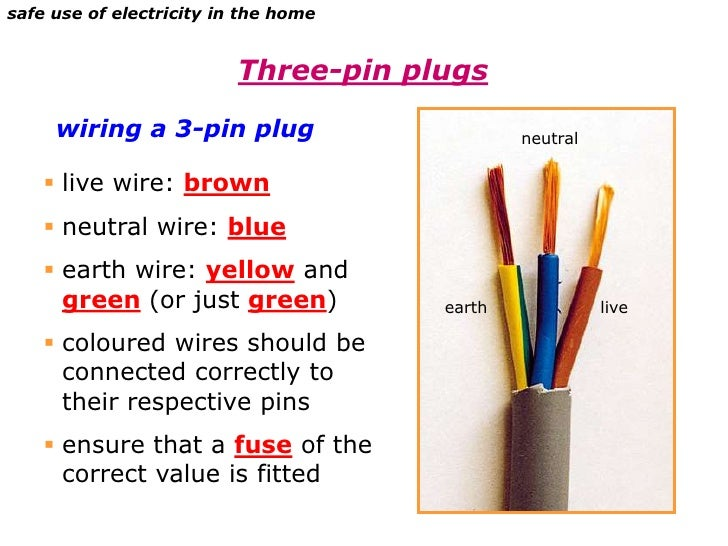 Wiring Diagram Blue Brown : House wiring yellow wire readingrat