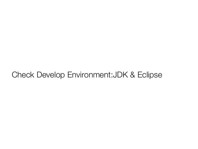 Ch1 install eclipse_and_jdk(windows)