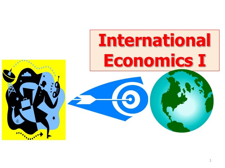 International Economics I            1