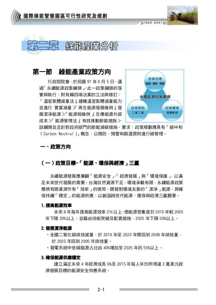Ch2綠能產業分析