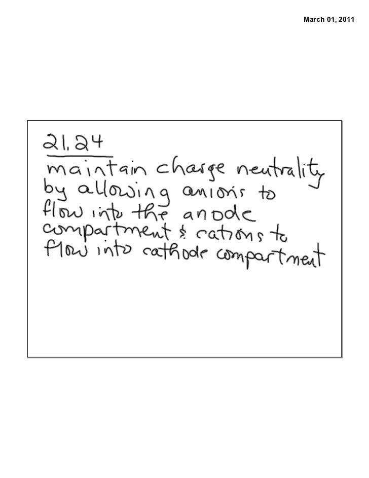 Ch21 problems