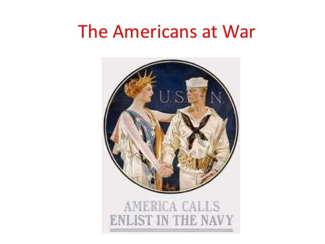 The Americans at War